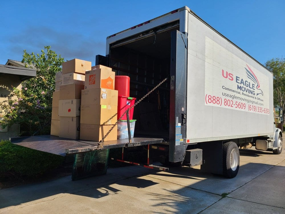 Moving Truck San Diego Moving Company