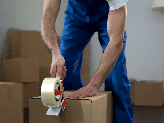 Commercial moving san diego